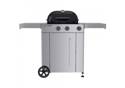 Outdoorchef Gasgrill Arosa 570 G Premium Steel