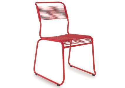 spaghetti stuhl s ntis kufen von schaffner schaffner. Black Bedroom Furniture Sets. Home Design Ideas
