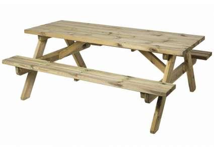 picknicktisch woburn 180 cm von alexander rose alexander rose. Black Bedroom Furniture Sets. Home Design Ideas