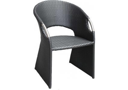geflecht sessel wave slate von zebra zebra. Black Bedroom Furniture Sets. Home Design Ideas
