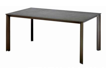 kettler balkon lofttisch 160x70 cm anthrazit schieferoptik kettler. Black Bedroom Furniture Sets. Home Design Ideas