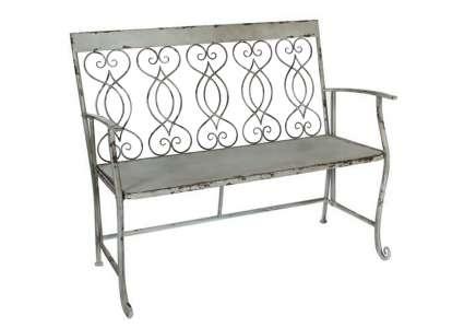gartenbank paula 110 cm edelmann. Black Bedroom Furniture Sets. Home Design Ideas