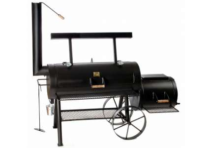 Joes Barbeque Smoker 20 Champingship  Longhorn