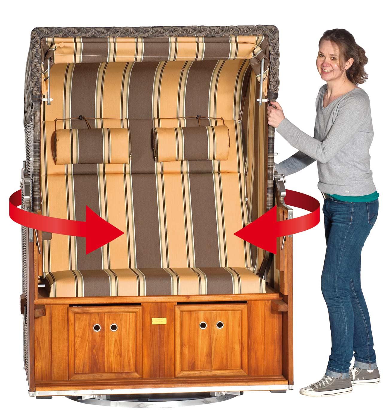 wohnen in garten haus reviews zu strandkorb drehteller sonnenpartner. Black Bedroom Furniture Sets. Home Design Ideas