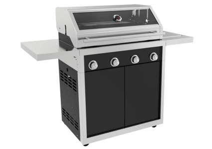 Outdoorküche Gasgrill Xl : Der celsius der celsius oberhitzegrill xl feuertopf shop