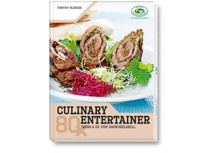 Grill- und Kochbuch Culinary Entertainer