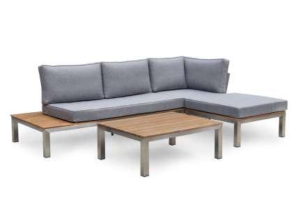 lounge set verona rechts b garden. Black Bedroom Furniture Sets. Home Design Ideas
