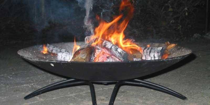 feuerschalen feuerschale fire pit star rund 60 cm von. Black Bedroom Furniture Sets. Home Design Ideas