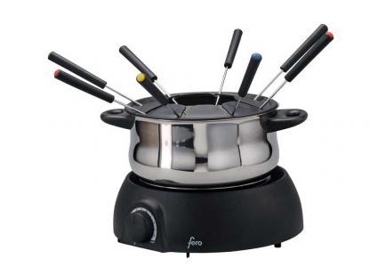 fleisch fondue topf