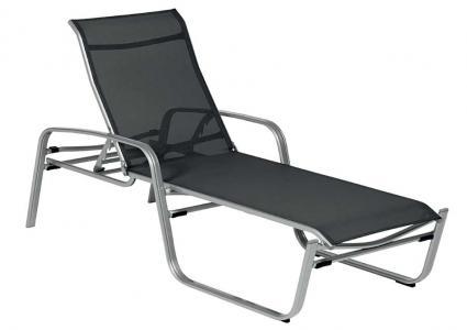 Karasek Gartenliege Florida mit Armlehnen Karasek on chaise sofa sleeper, chaise recliner chair, chaise furniture,