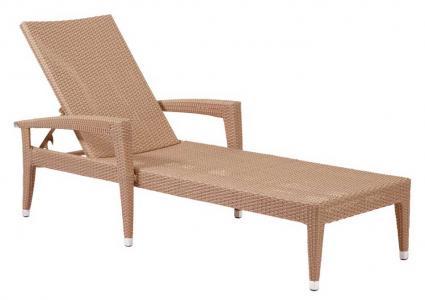 Karasek Geflechtliege Barcelona natur Karasek on chaise sofa sleeper, chaise recliner chair, chaise furniture,