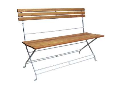 mazuvo gartenbank expresso ll 120 cm mazuvo. Black Bedroom Furniture Sets. Home Design Ideas