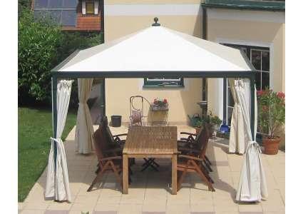 pavillon ottomezzo 300x300 cm unosider unosider. Black Bedroom Furniture Sets. Home Design Ideas