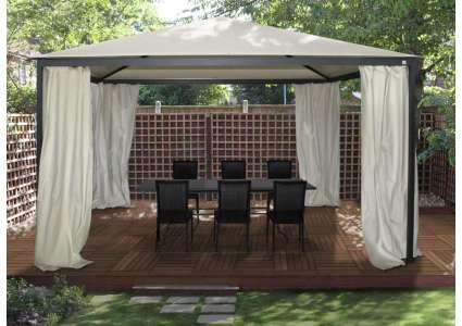 pavillon smart 300x300 cm von unosider unosider. Black Bedroom Furniture Sets. Home Design Ideas