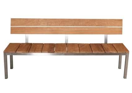 denova gartenbank calgary ll 145 cm mit r ckenlehne denova. Black Bedroom Furniture Sets. Home Design Ideas