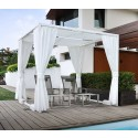 Pavillon Duo New 240x240cm von Unosider