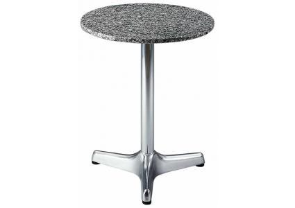 gartentische granit granit bistrotisch rioja rund 60 cm mazuvo gartentische granit mazuvo. Black Bedroom Furniture Sets. Home Design Ideas