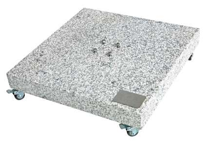 Doppler Granitsockel Rollbar 140 Kg Fur Pendelschirme Doppler